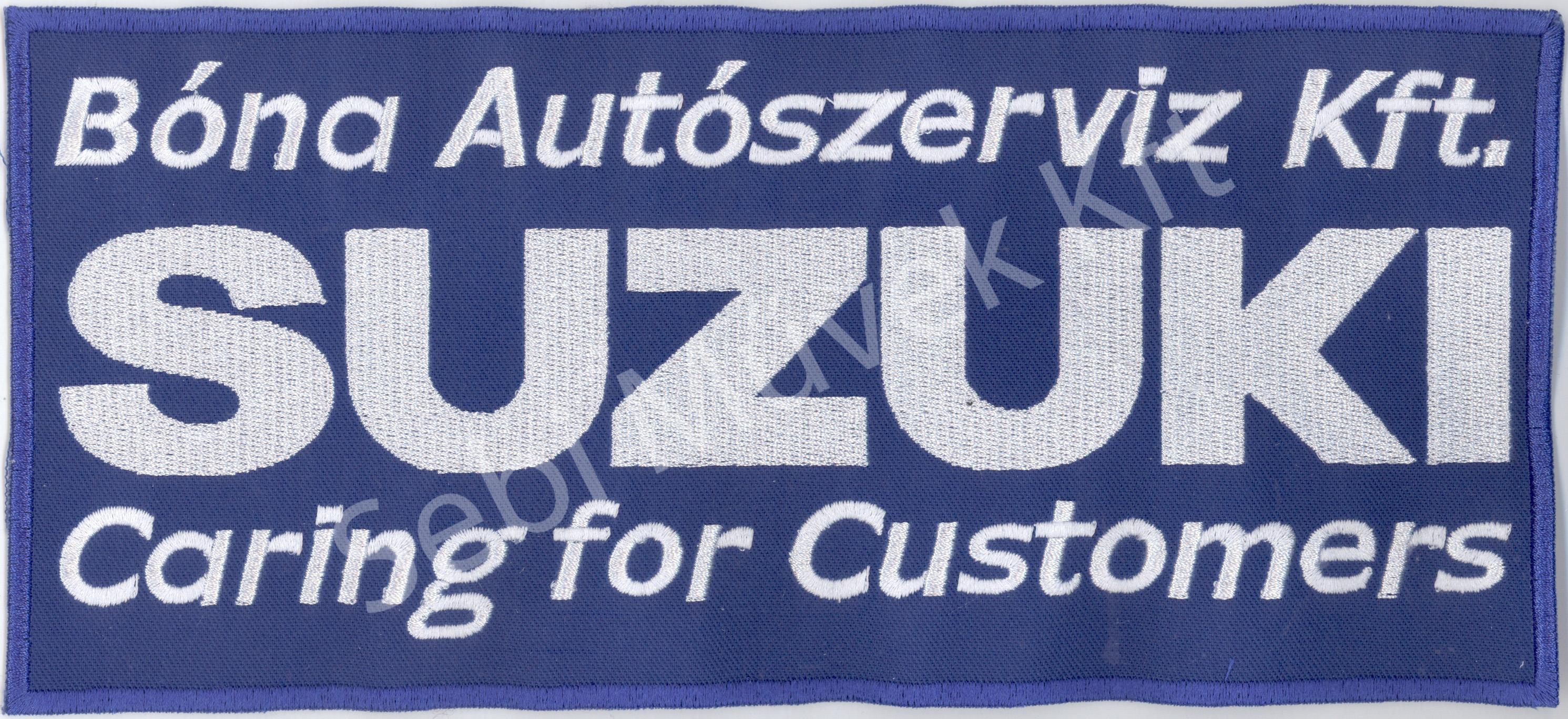 Suzuki Bóna autószervíz