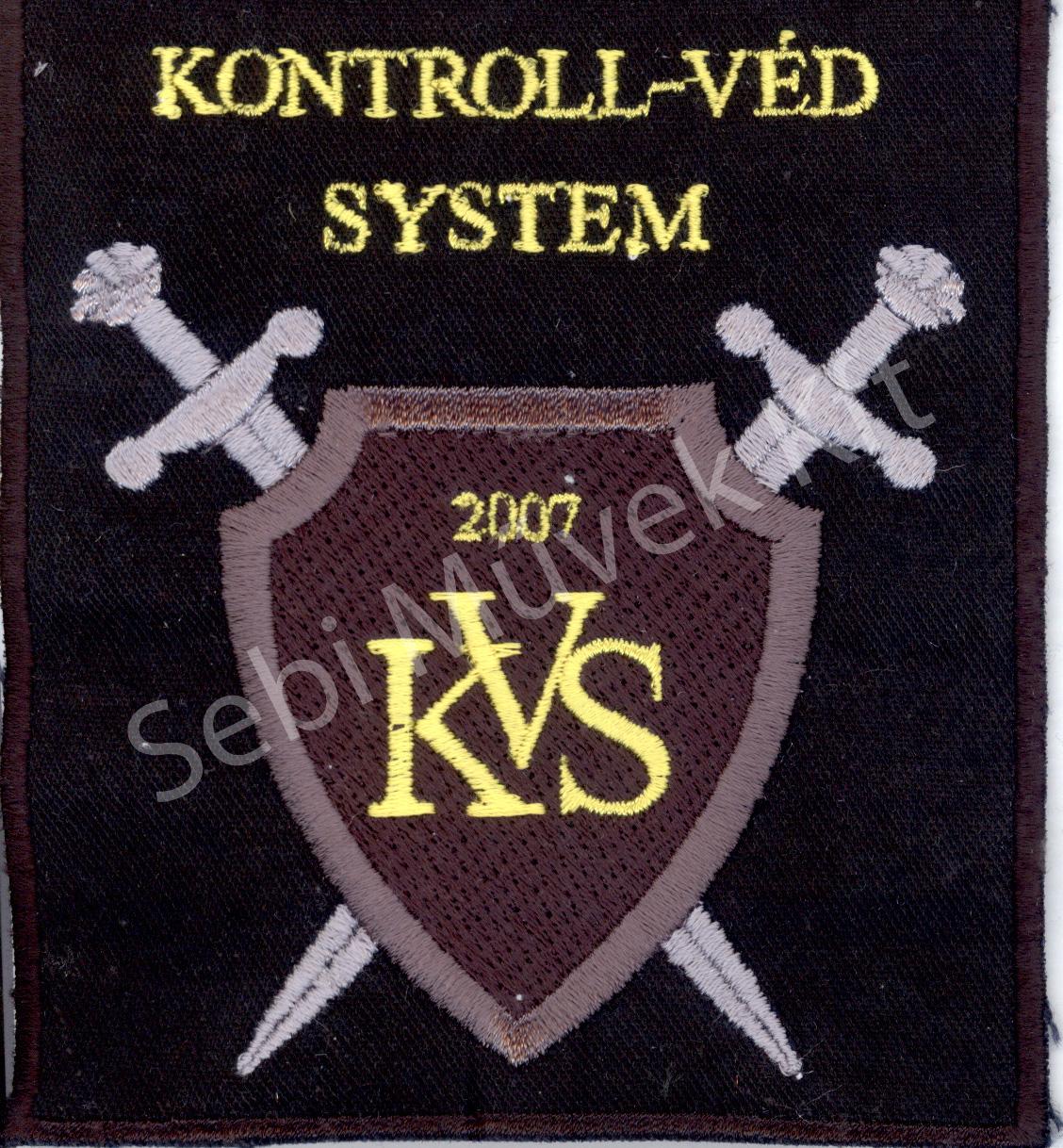 Kontroll Véd System